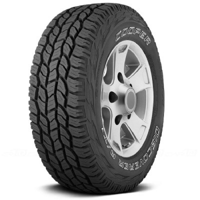 COOPER DISCOVERER AT3 4S OWL 265/70/R18 116T