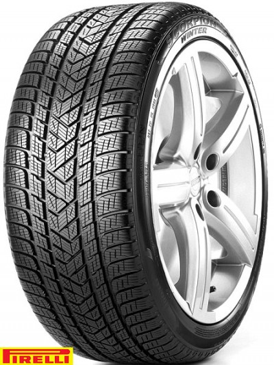 PIRELLI SCORPION WINTER 255/50R19 107V XL * R-F