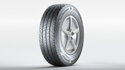 CONTINENTAL VANCONTACT 100 195/75/R16 110R