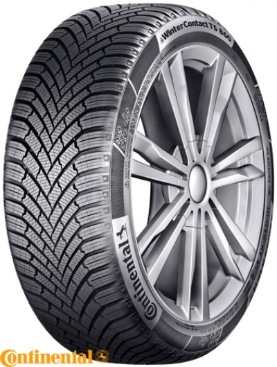 CONTINENTAL WINTERCONTACT TS860 215/55R16 93H