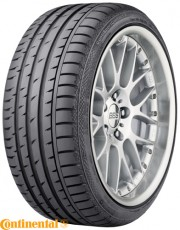 CONTINENTAL CONTISPORTCONTACT 3 205/45R17 84V  * R-F