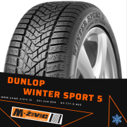 DUNLOP WINTER SPORT 5 245/40/R18 97V