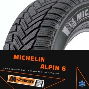 MICHELIN 225/55R17 97H ALPIN 6