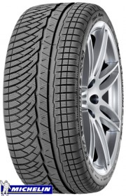 MICHELIN PILOT ALPIN PA4 235/40R18 95V XL *