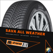 SAVA ALL WEATHER 205/55/R16 94V XL