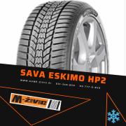 SAVA ESKIMO HP2  215/55 R16 93H