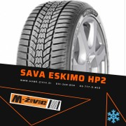SAVA Eskimo HP2  225  55  R17 101V XL