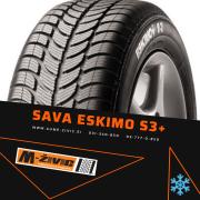 SAVA Eskimo S3+  185  60  R14  82T