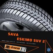 SAVA ESKIMO SUV 2 215/60/17 96H