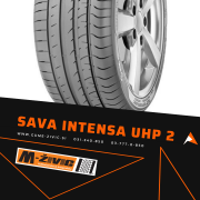SAVA INTENSA UHP 2 245/45/R18 100Y