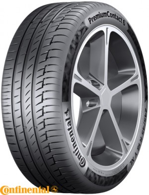 CONTINENTAL PREMIUMCONTACT 6 245/40R18 93Y FR  DOT0418