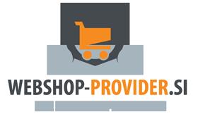 WebShop Provider - izdelava spletnih strani in trgovin